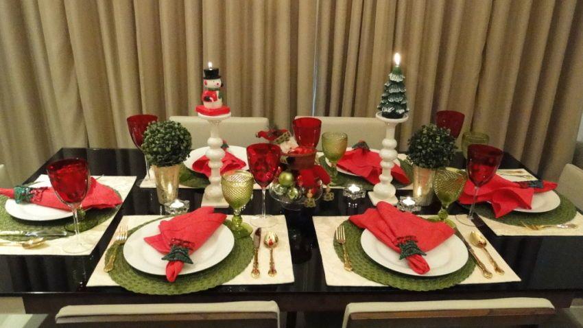 Mesa Posta Natal Pesquisa Google Mesas De Jantar De Natal Decoracao Mesa De Natal Decoracao De Natal