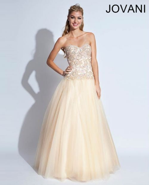 0de65d828dc8 Jovani 88180 Princess gown all the way! | Gorgeous Gowns | Prom ...