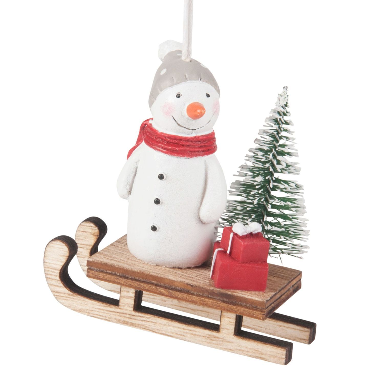 Decorazioni Natalizie Maison Du Monde.Decorazioni Natalizie Christmas Pupazzo Di Neve Natale
