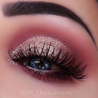 Photo of Ideas de maquillaje 'burgundy', la tendencia que reinará este invierno