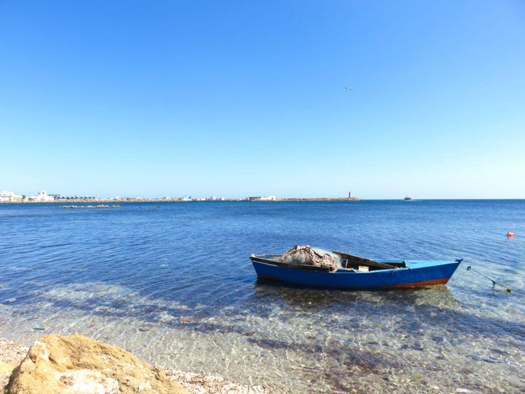 A poche miglia dall'Italia, Kélibia
