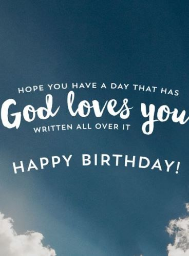 Bible Birthday Wishes For Sister This Religious Birthday Message