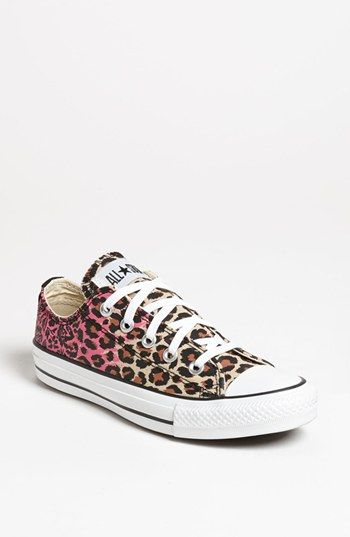 8685878f0ad6 Converse Chuck Taylor® All Star® Animal Print Sneaker (Women) available at  Nordstrom.....need high tops though  )