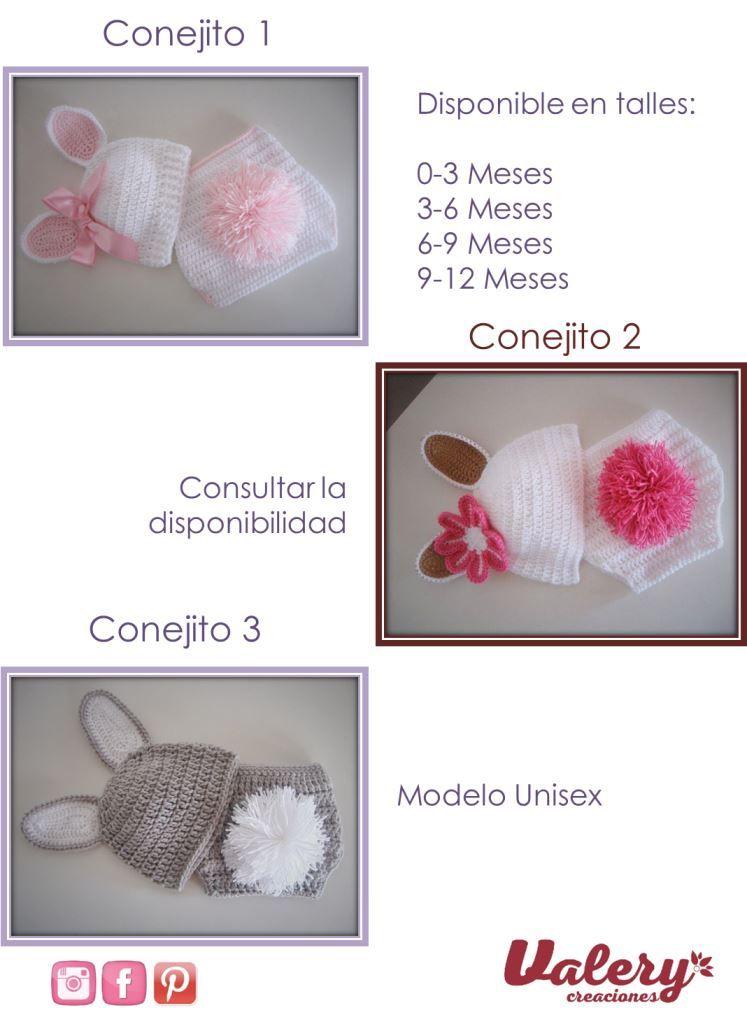 Conjuntos Tejidos A Crochet De Bebés Para Sesiones De Foto - $ 350 ...