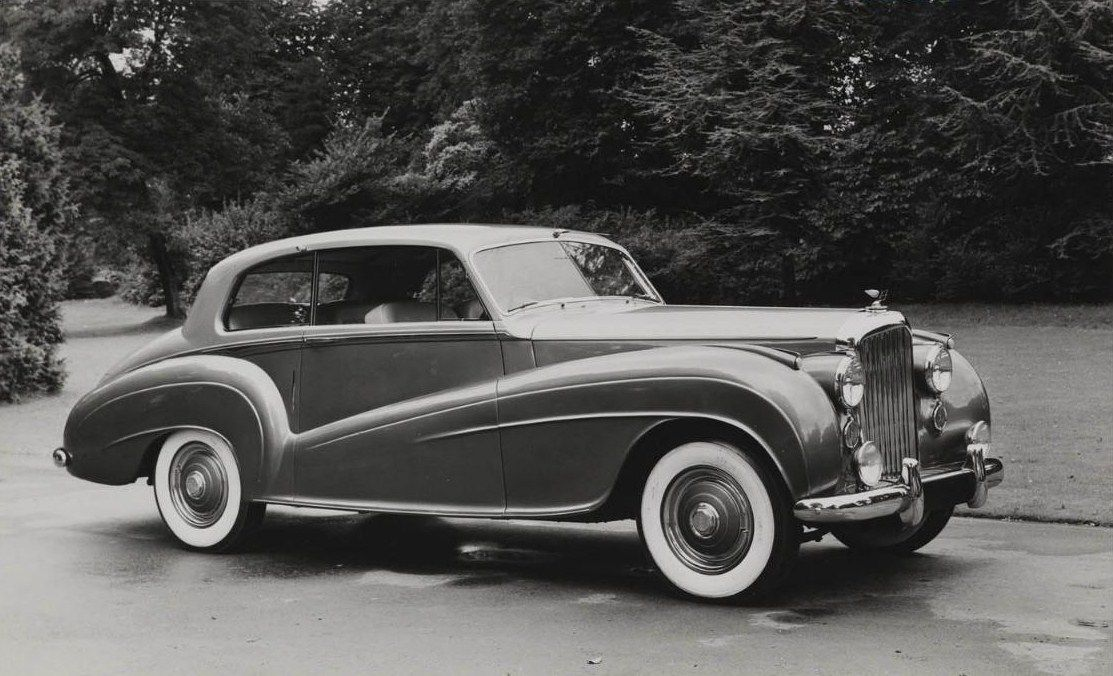Amazing 1951 Bentley 4¼ Litre 2 Door By H J Mulliner