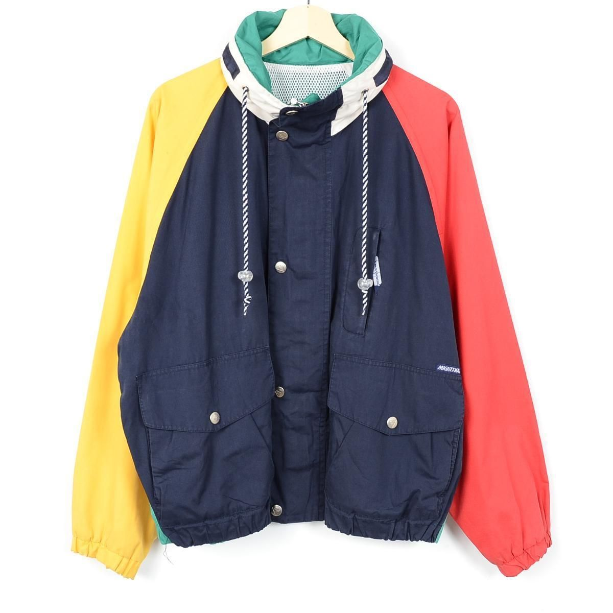 6fde1fe72650c3 Mighty Mac sailing jacket mens L MIGHTY MAC  weo7425 160508 ...