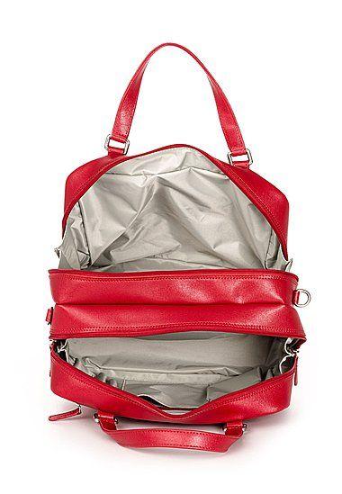 JOST, bag Paris, leather 30 x 23 x 15 cm