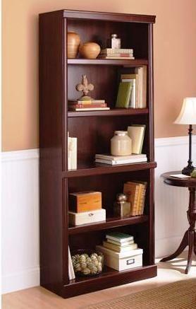 17eb2e2e139357f7302896e972ac4fc8 - Better Homes Gardens Ashwood Road 5 Shelf Bookcase