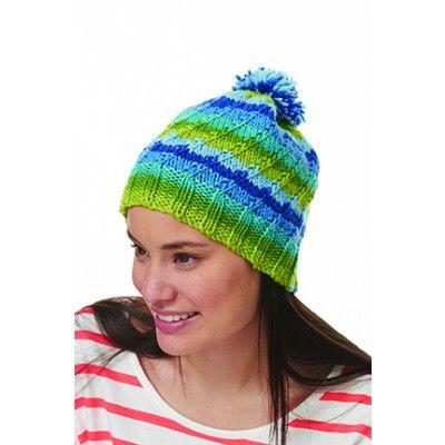 Free Intermediate Mens Hat Knit Pattern Free Knit Hat Patterns