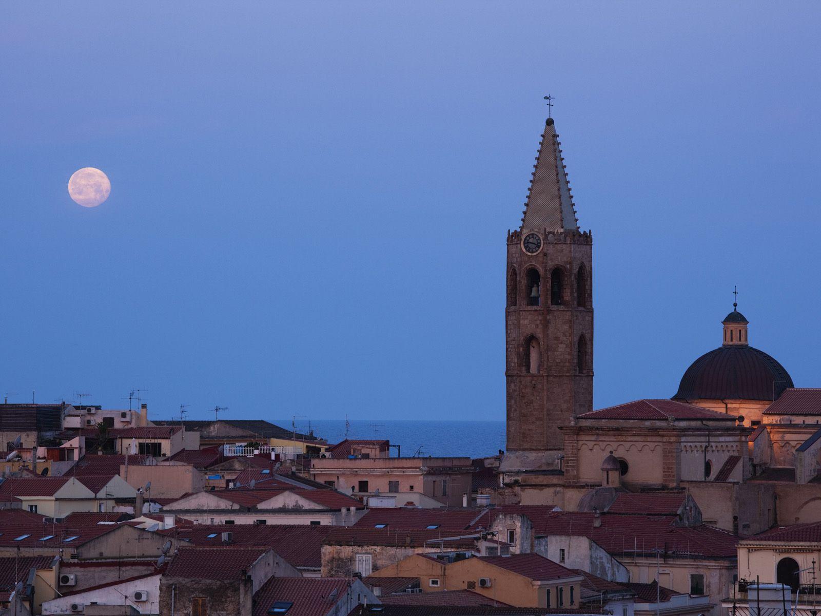 Cathedral Santa Maria, #Sardinia, #Italy