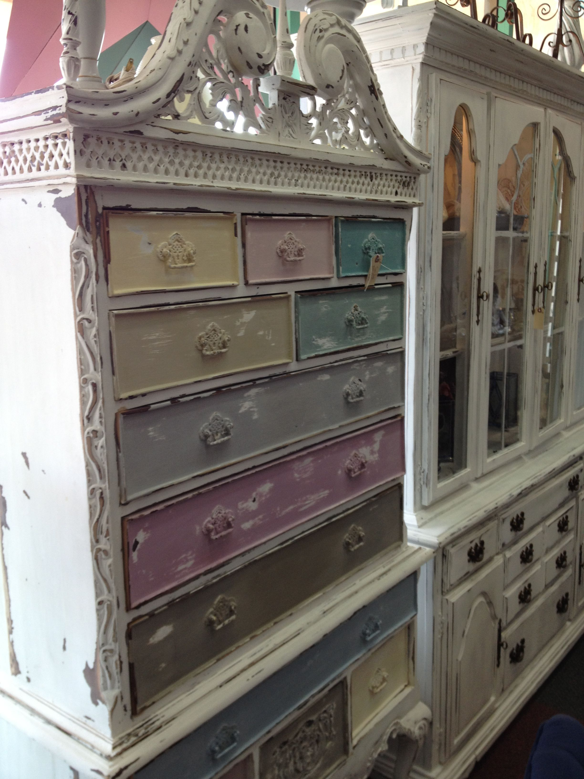 Painted Furniture Robin 39 S Nest Pinterest Painted
