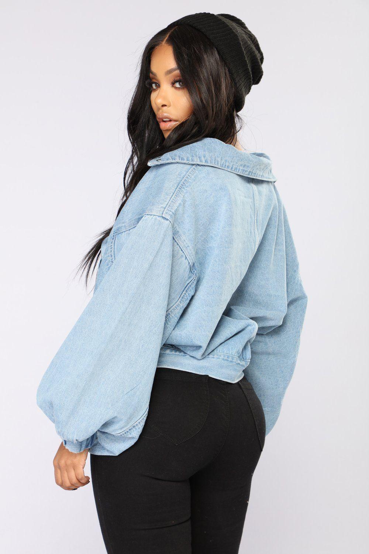 b2c6fff07fa Trixie Girl Denim Jacket - Medium Wash | Fashion Nova | Girls denim ...