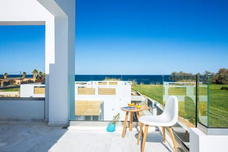 Check out this awesome listing on Airbnb: Thalasses Villas - Villa Eeanthe - Villas for Rent in Pigianos Kampos