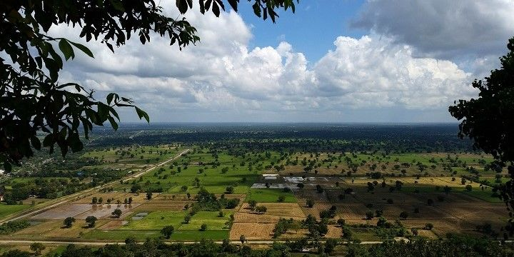 Battambang, Cardamom and Elephant Mountains, Cambodia, Asia