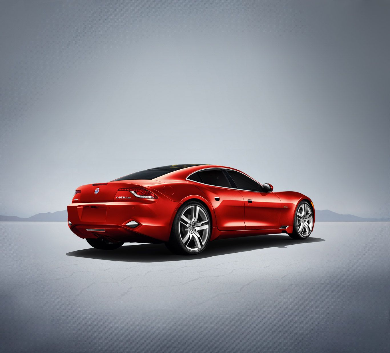 2012 Fisker Karma. Electric Car With Guts.