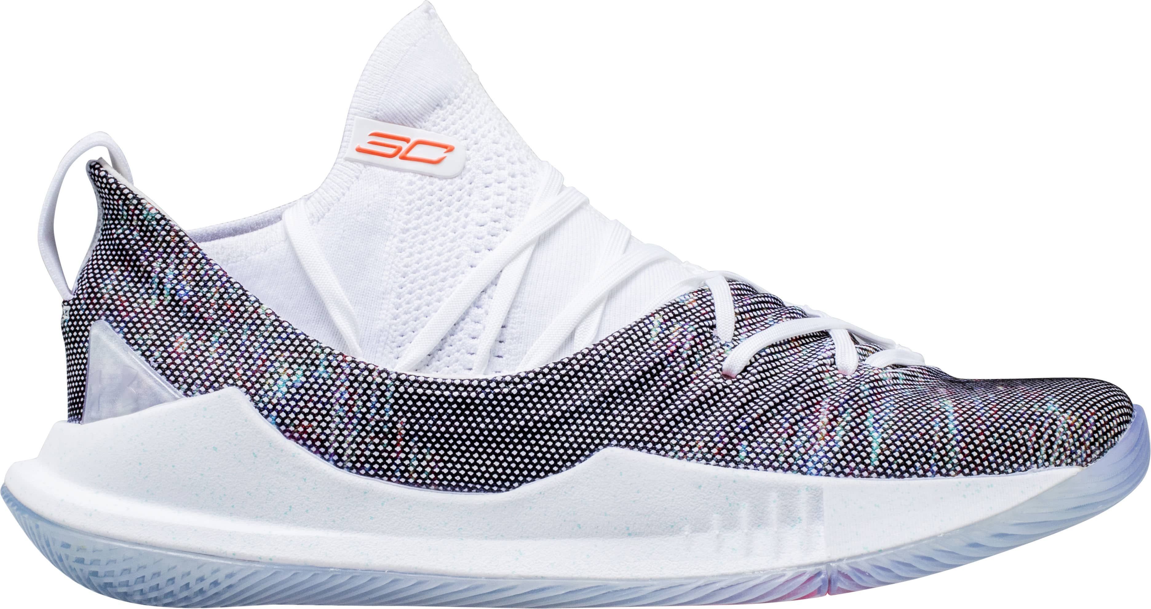 366a87ddb53 Under Armour Curry 5  Welcome Home  (Lateral)
