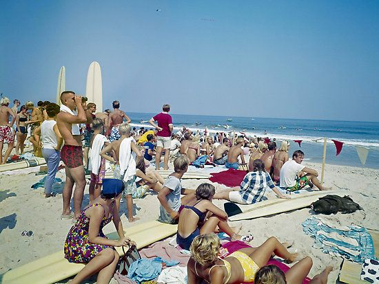 Virginia Beach Surfing From The 1960 S Retro Longboards Virginia Beach Surfing Vintage Surf