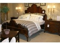 Oh if I could have this for the master bedroom . . .  Goods Furniture Outlet - Charlotte Bedroom Belle Maison Bedroom Group by Drexel Heritage.