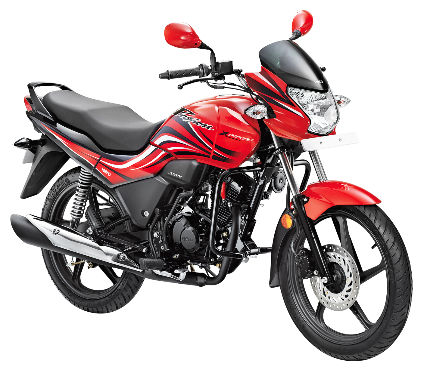 Hero Passion Xpro Png Image Hero Motocorp Hero Bike