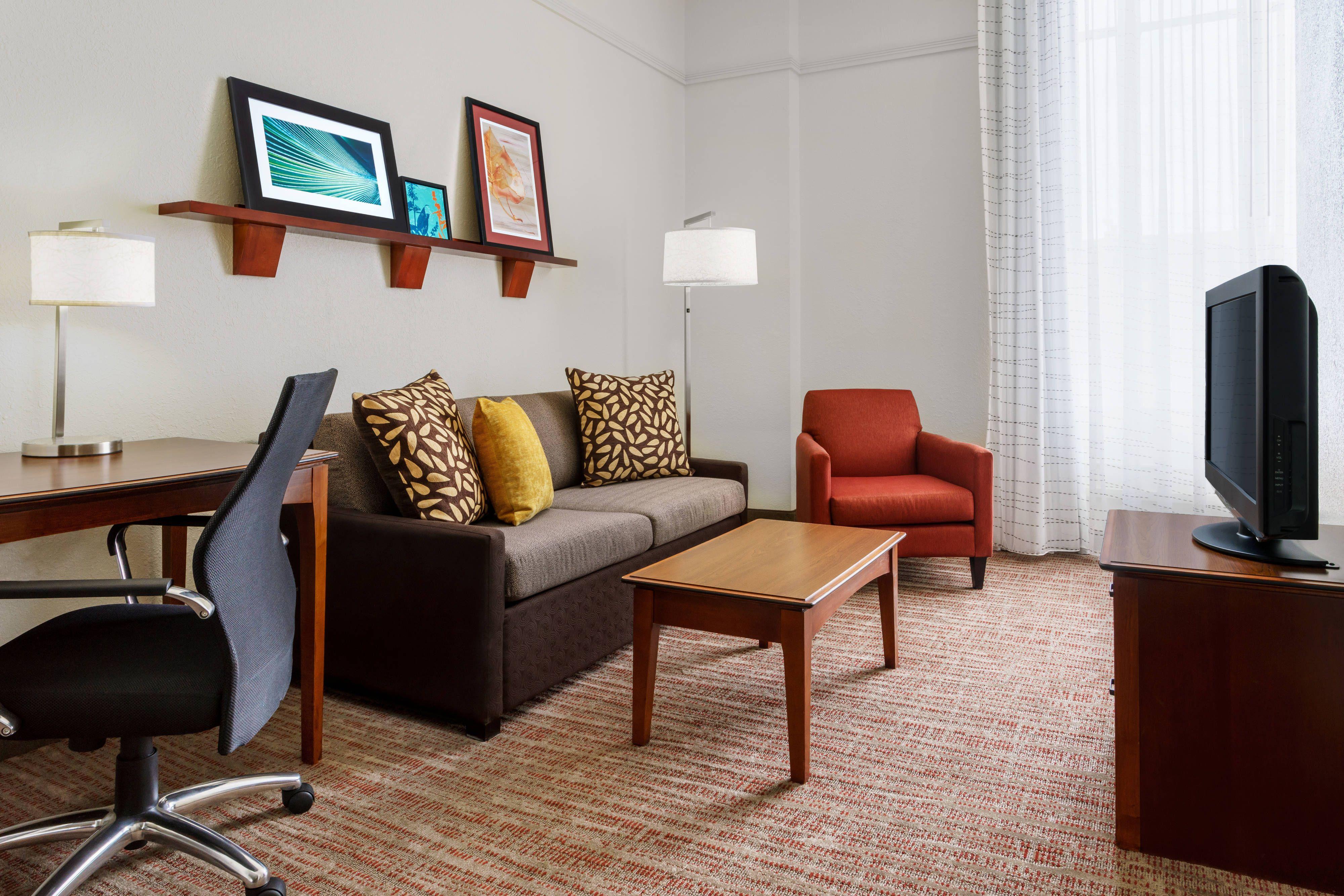 Residence Inn Houston Downtown/Convention Center Extended