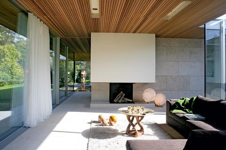 Wohntipps fürs Wohnzimmer: Vielleicht doch: Vorhänge aufhängen ...