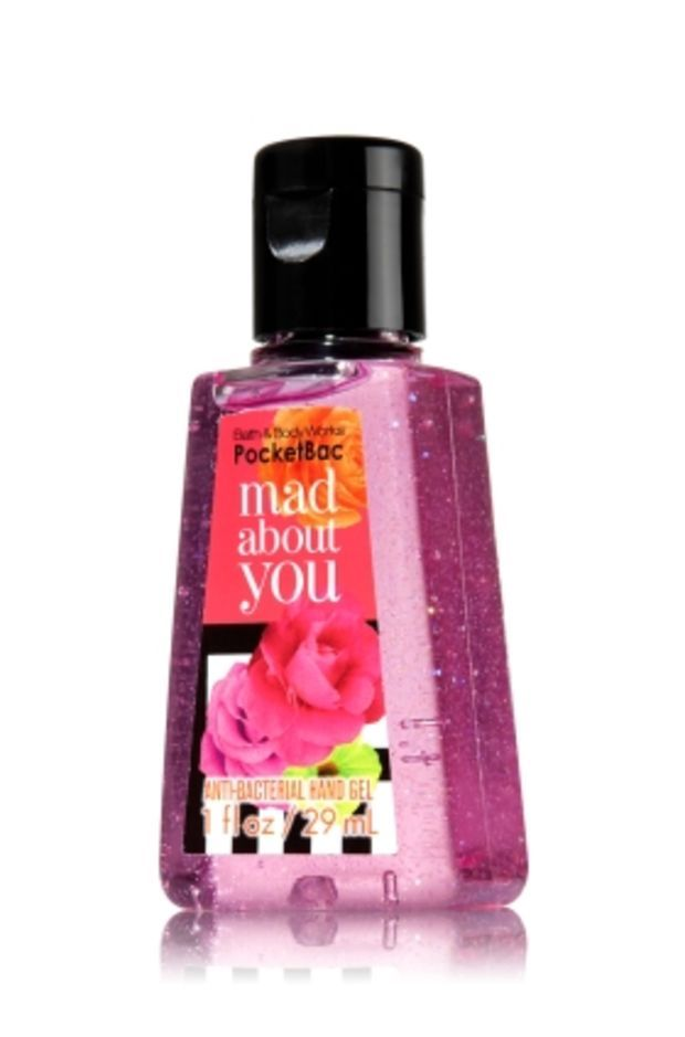 Pocketbac Sanitizing Hand Gel Mad About You Bath And Body Works