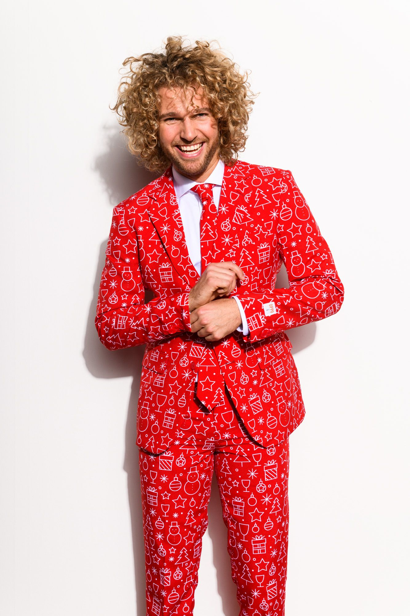 b62f04985 Festive suits for the Christmas season. Available in sixteen styles ...