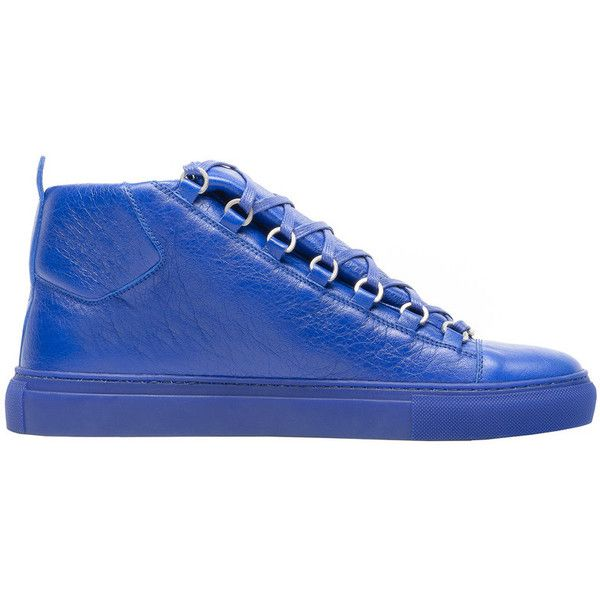 Balenciaga High Sneakers | Mens blue