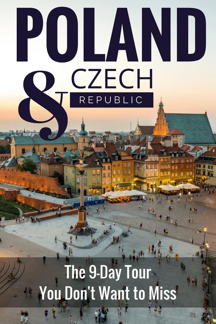Explore The Czech Republic In 22 Stunning Photos Poland Travel Cultural Destinations World Class City