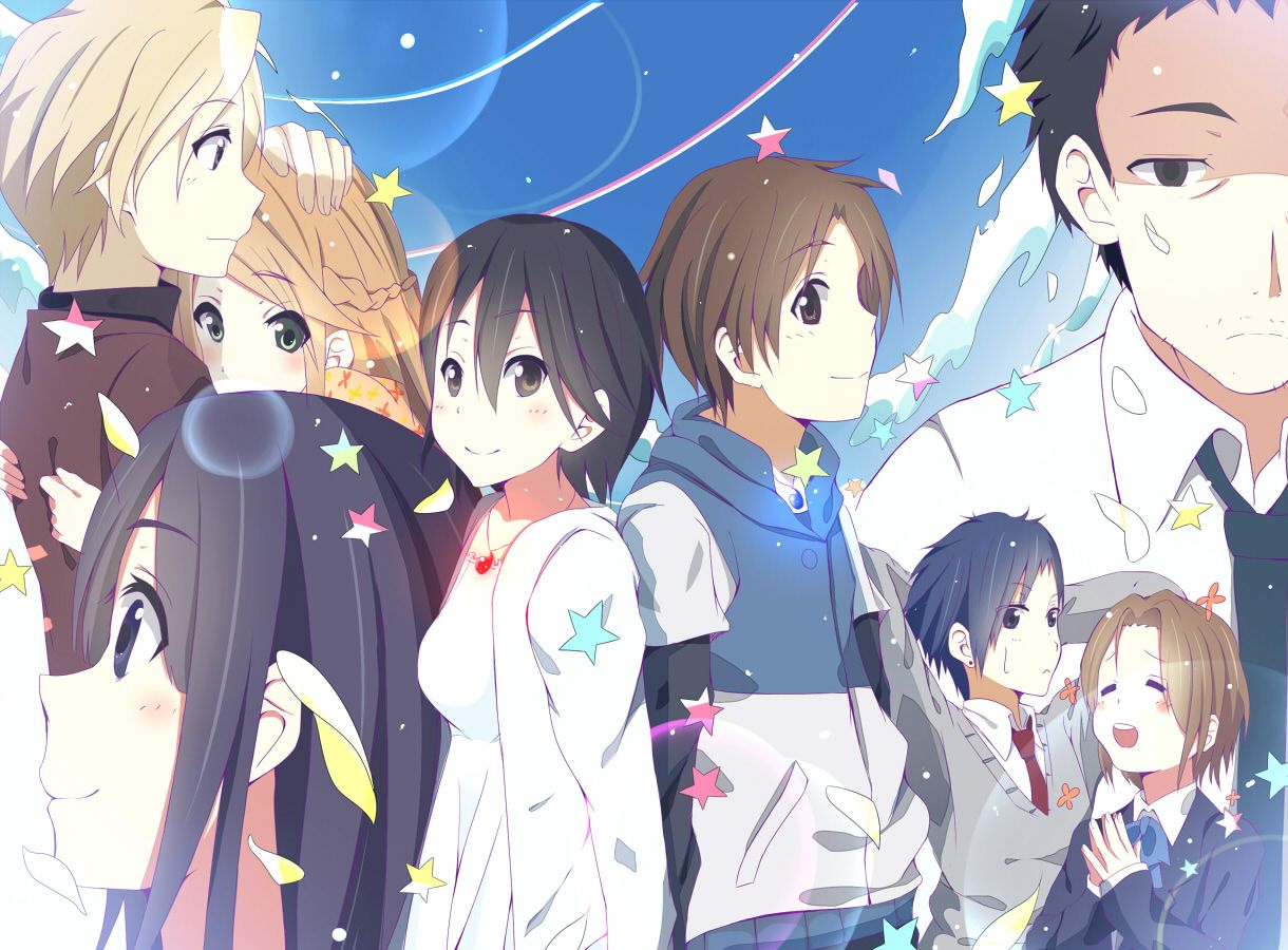 1000  images about Kokoro Connect on Pinterest | Anime love, The ...