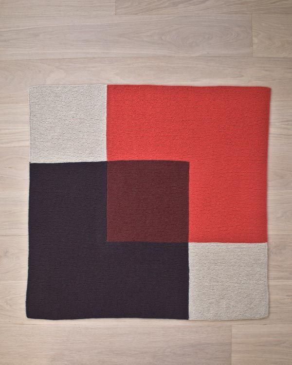 Photo of Color Study Blanket