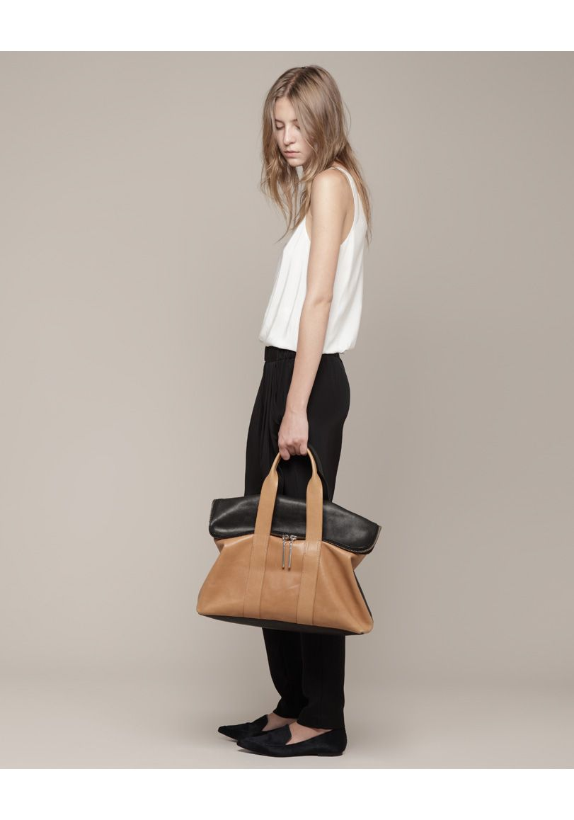 ee8637599028 3.1 Phillip Lim / 31 Hour Bag | TREND/ Colorblock Party | Fashion ...