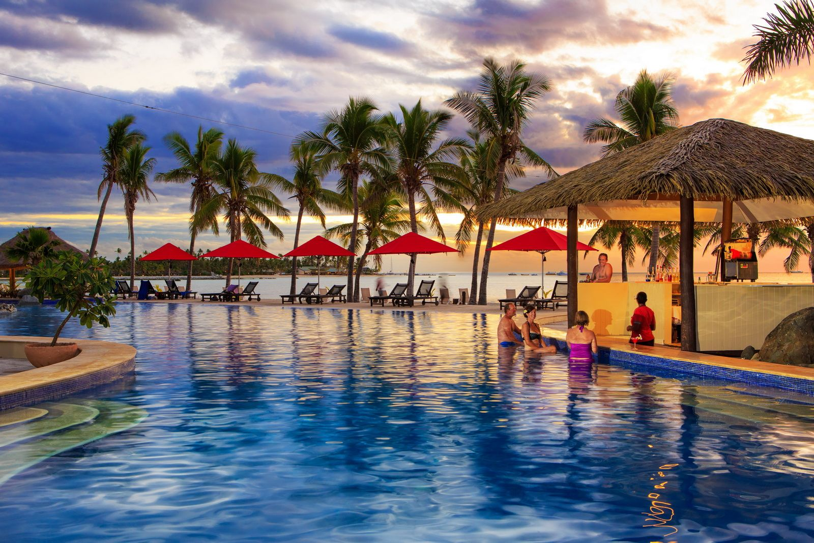 The Pearl South Pacific Resort Spa u0026