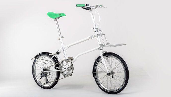Vello Bicycle Klapprad Klappfahrrad Fahrrad