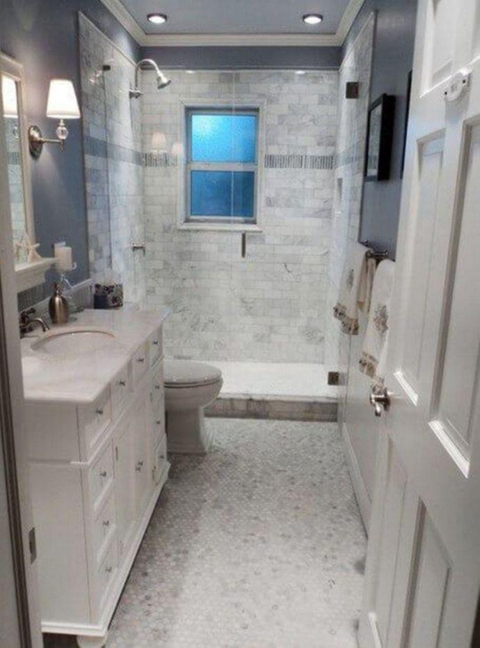 Affordable Guest Bathroom Makeover Ideas On A Budget 6 Small Master Bathroom Bathroom Remodel Master Stylish Bathroom