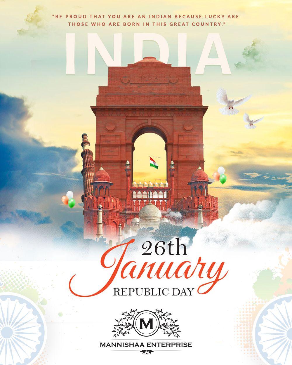 Creative Ads Republic Day Indian Republic Day India India Republic Day Images Happy republic day 2021 india gate
