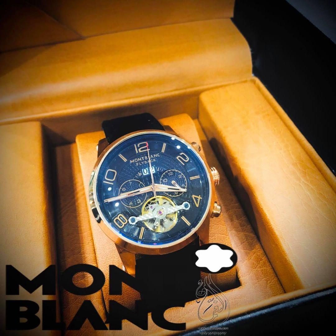 ساعات رجالي مونت بلانك كوبي جديد شبابي Breitling Watch Breitling Accessories