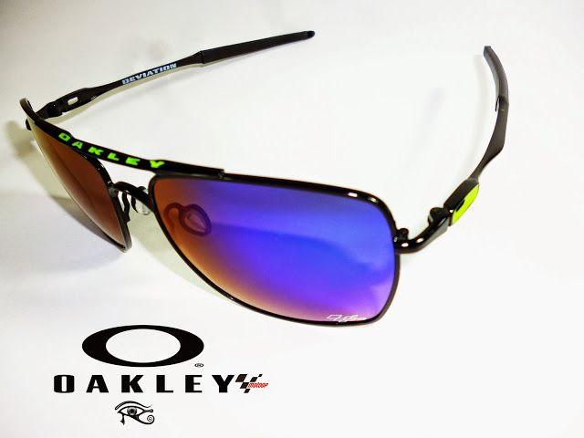 25cb66435a Oakley Deviation Moto Gp Sunglasses -   169.000 en MercadoLibre E-Commerce   HorusOptic