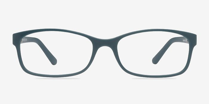 3f905634d432 Beads Matte Green Plastic Eyeglasses from EyeBuyDirect. A fashionable frame  with great quality and an affordable price. Come see to discover your style.