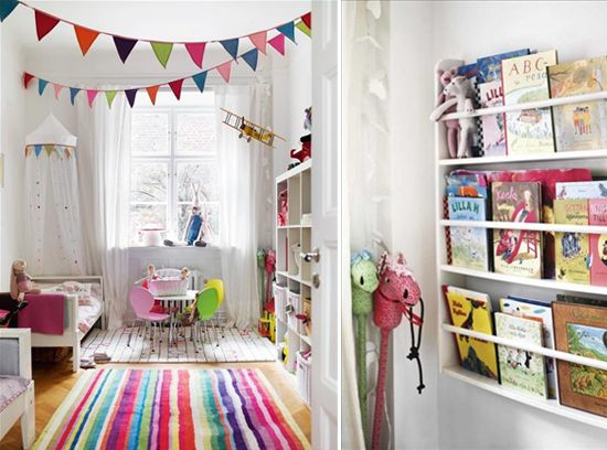 mini piccolini nursery decorating with bunting kid 39 s