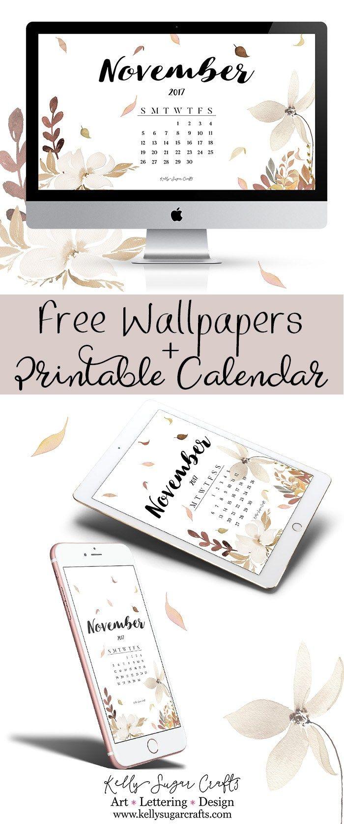 Wedding decorations white november 2018 November  Calendar Wallpapers and Free Printable by Kelly Sugar