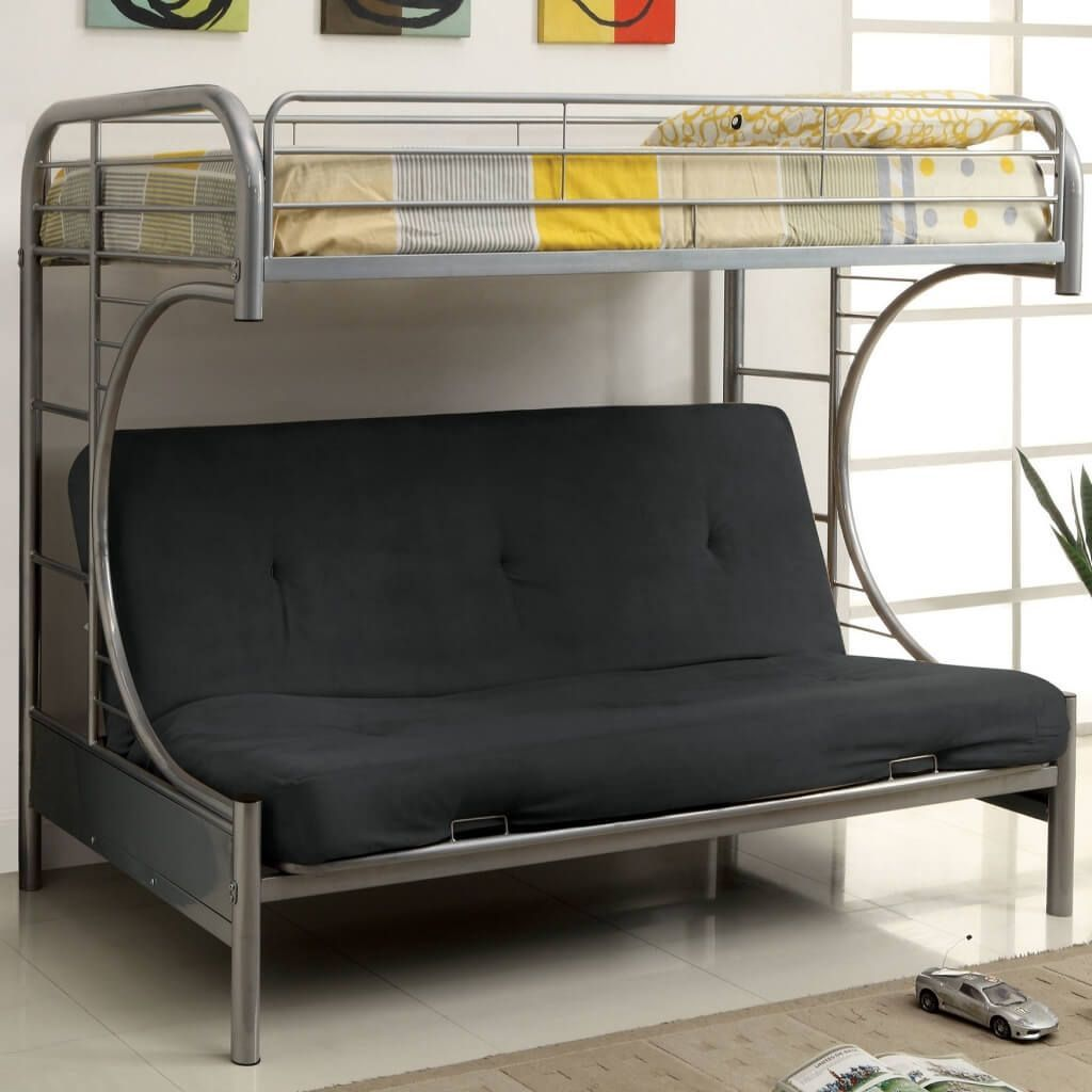 Loft bed with desk full size mattress  Bunk Beds Futons and More  Neutral Interior Paint Colors Check more