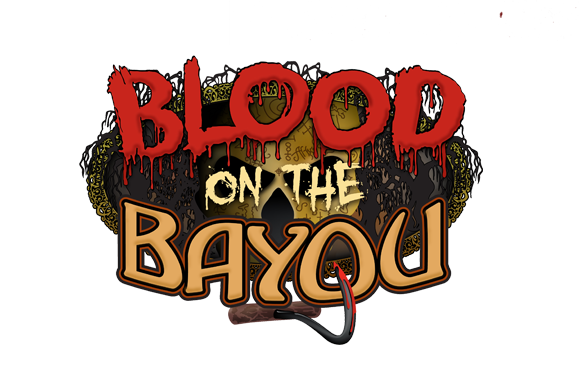 bayou halloween | Our second-last haunt was Blood on the Bayou, a cajun-themed free-walk ...