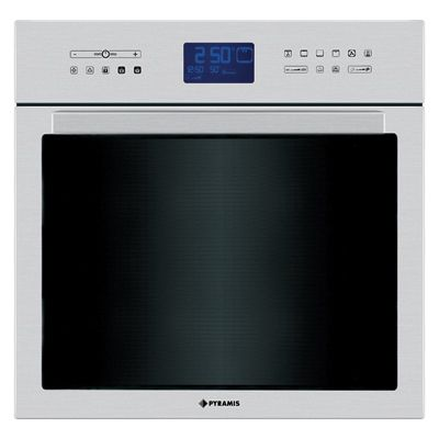 Oven 60in 1130 Inox With Tft Touch Screen By Pyramis With Images