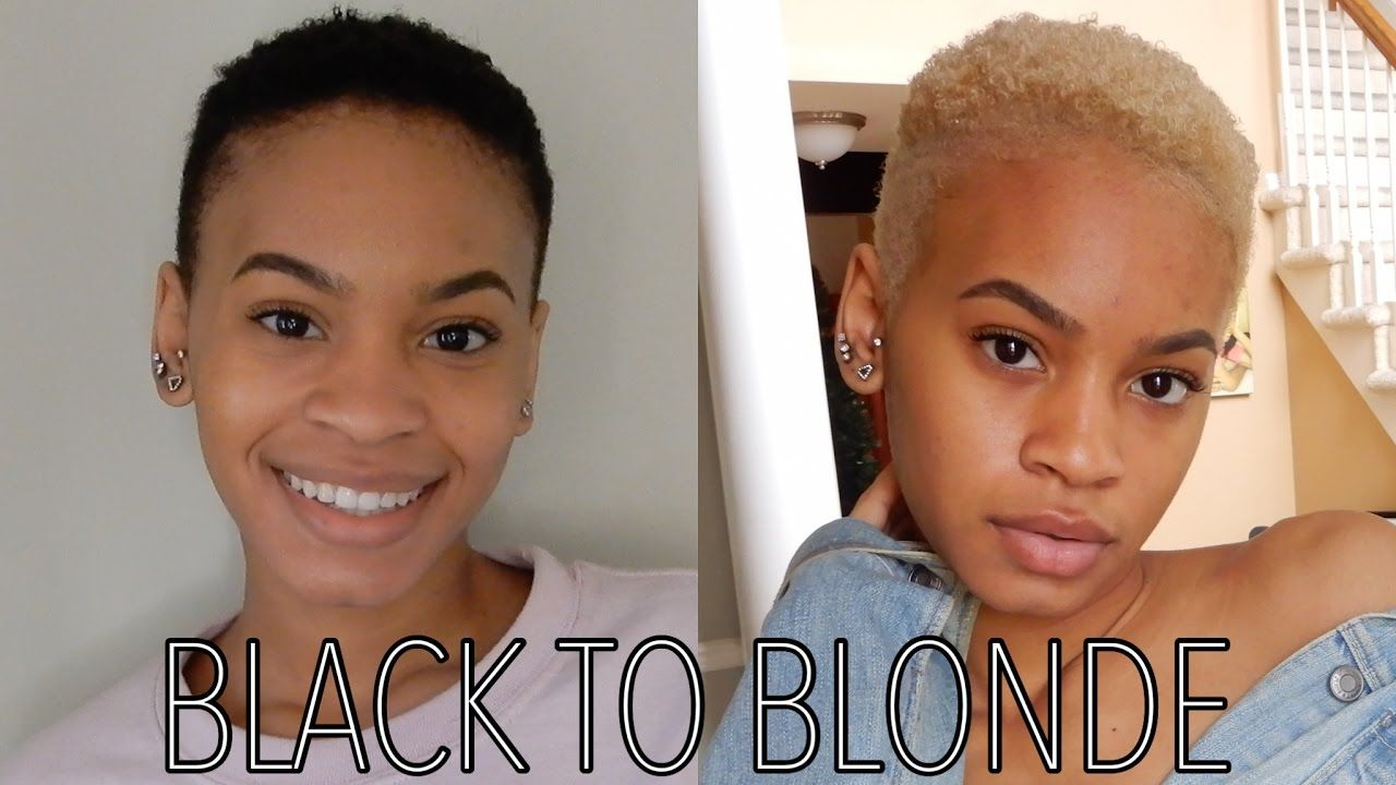 Detailed DIY Hair Bleaching Routine YouTube Diy bleach