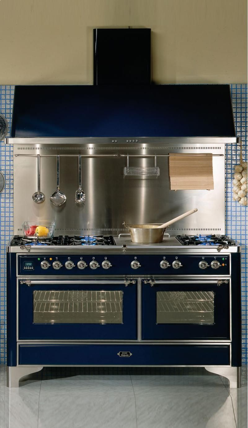 Cucina Ilve Outlet.60 Majestic Dual Fuel Range By Ilve Awesome Appliances In