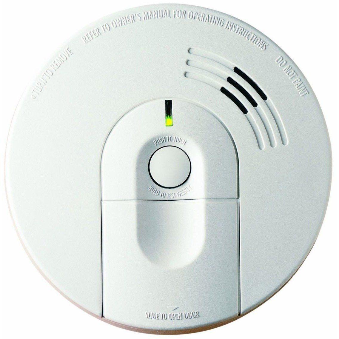 Kidde i5000 Firex 120V AC Wirein Smoke Alarm with