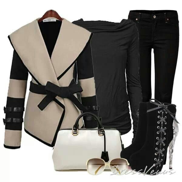 This is an amazing outfit that I'd wear