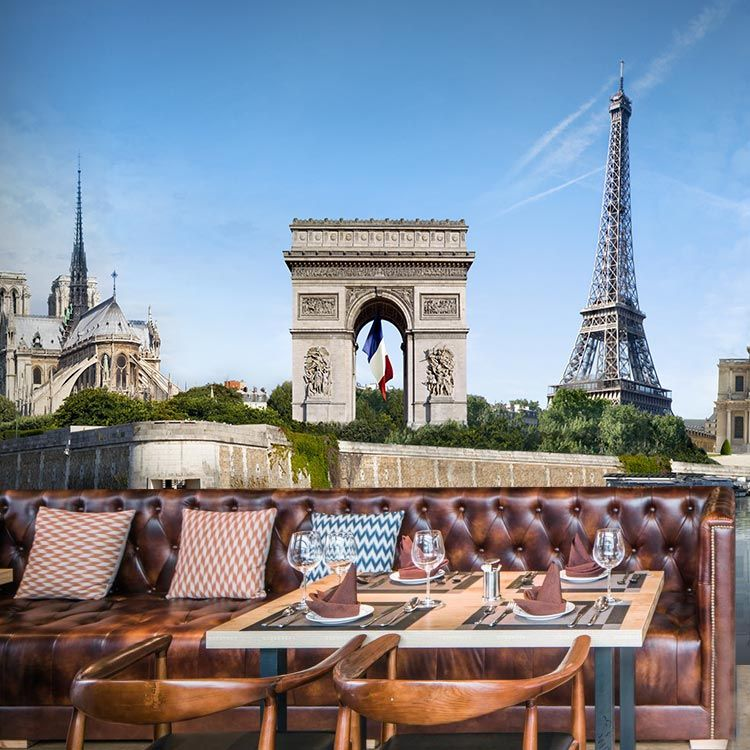Fond D Ecran Gratuit A Telecharger 750 750 Wallpaper Living Room Paris Tower Dining Room Wallpaper