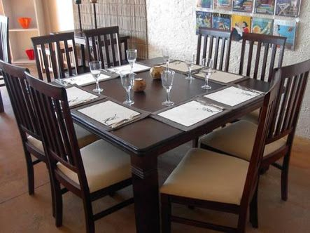 Wooden Dining Tables Designs Google